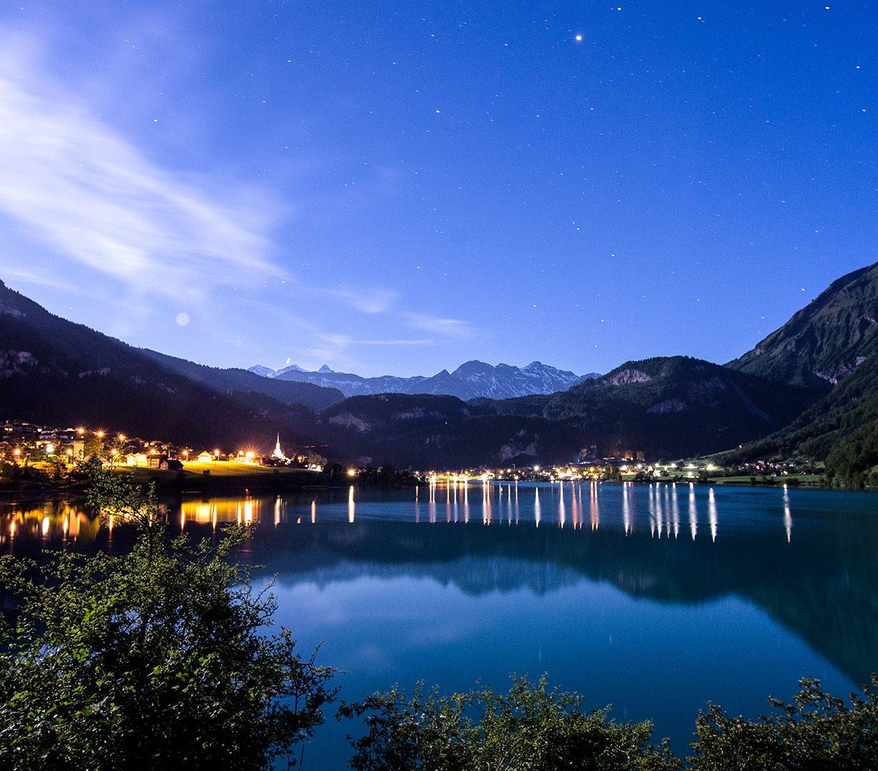 Must See Near Interlaken: Lake Lungern