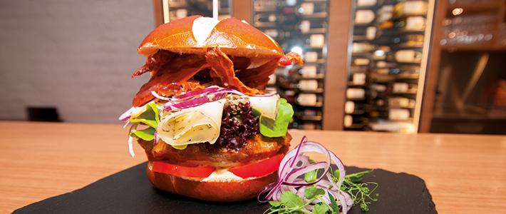 Anlass Burger Variationen
